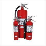 Purple K Stored Pressure Dry Chemical Extinguishers