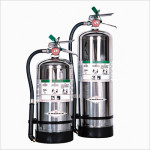 "Wet Chemical Stored Pressure Class ""K"" Kitchen Extinguishers"