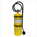 CLASS D STORED PRESSURE DRY POWDER EXTINGUISHER